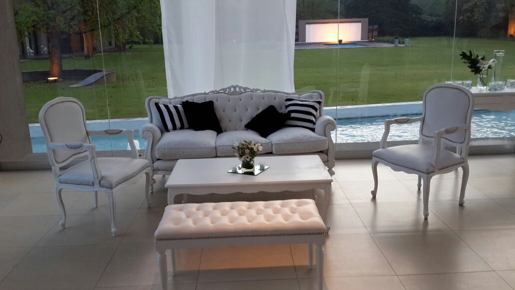 Sillones para eventos livings para eventos for Mesas de living